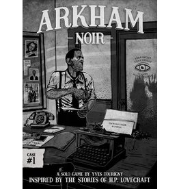 Arkham Noir #1 - The Witch Cult Murders