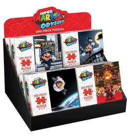 Super Mario Brothers 200 Piece Puzzle