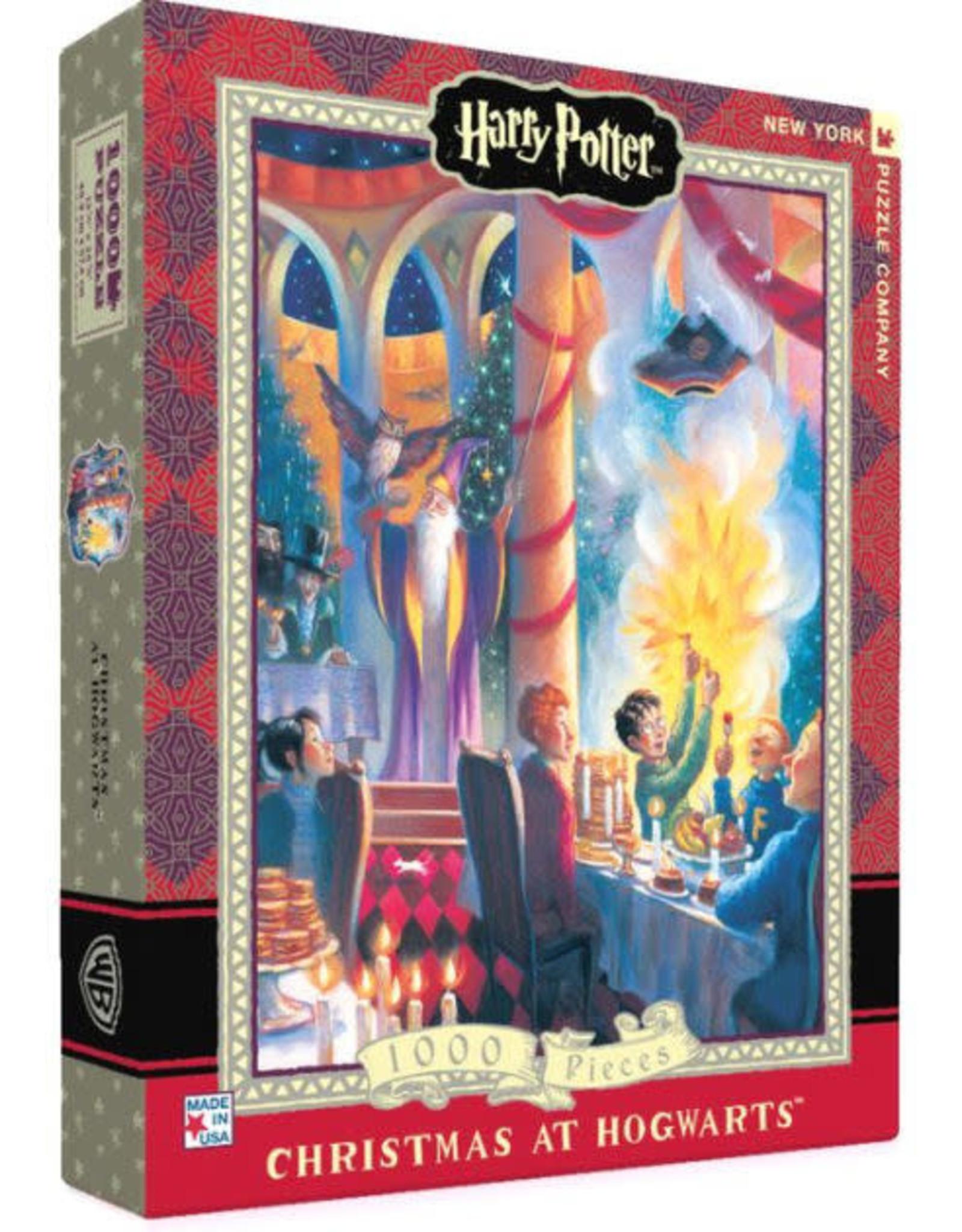Harry Potter Puzzle - Christmas at Hogwarts