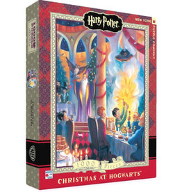 Harry Potter Puzzle - Christmas at Hogwarts