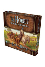 The Lord of the Rings LCG: The Hobbit - Over Hill and Under Hill Saga Expansion
