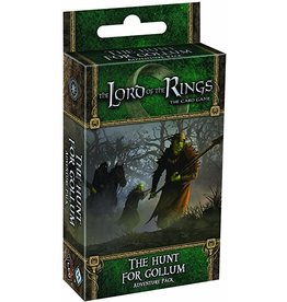 The Lord of the Rings LCG: Hunt for Gollum Adventure Pack