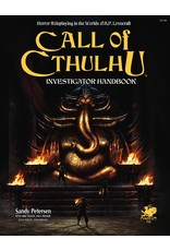 Call of Cthulhu: 7th Edition Investigator Handbook