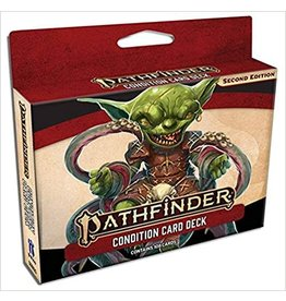 Pathfinder: Second Edition Condition Card Deck