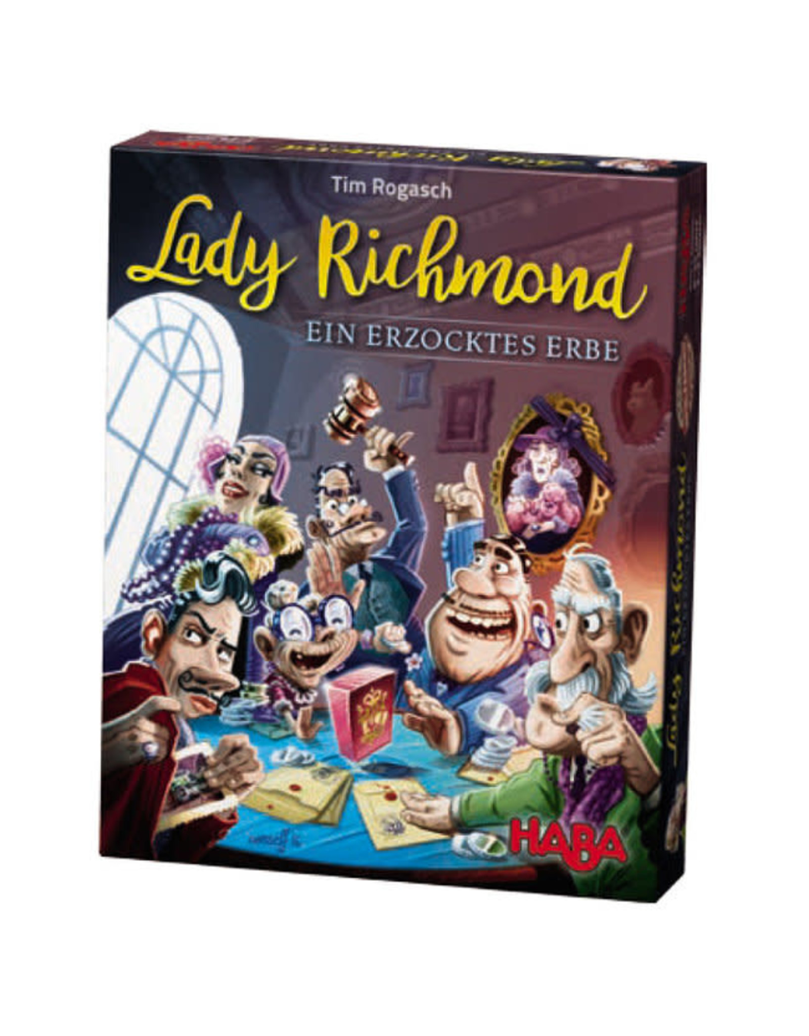 Lady Richmond: Fast Fight For Inheritance