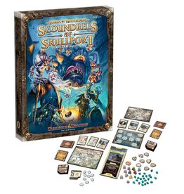 Dungeons and Dragons: Scoundrels of Skullport