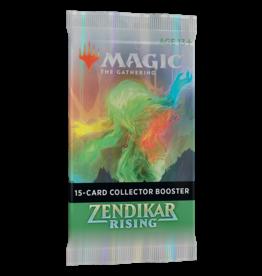(Pre-Order) Zendikar Rising - Collector Booster