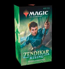 (Pre-Order) Zendikar Rising - Prerelease Pack