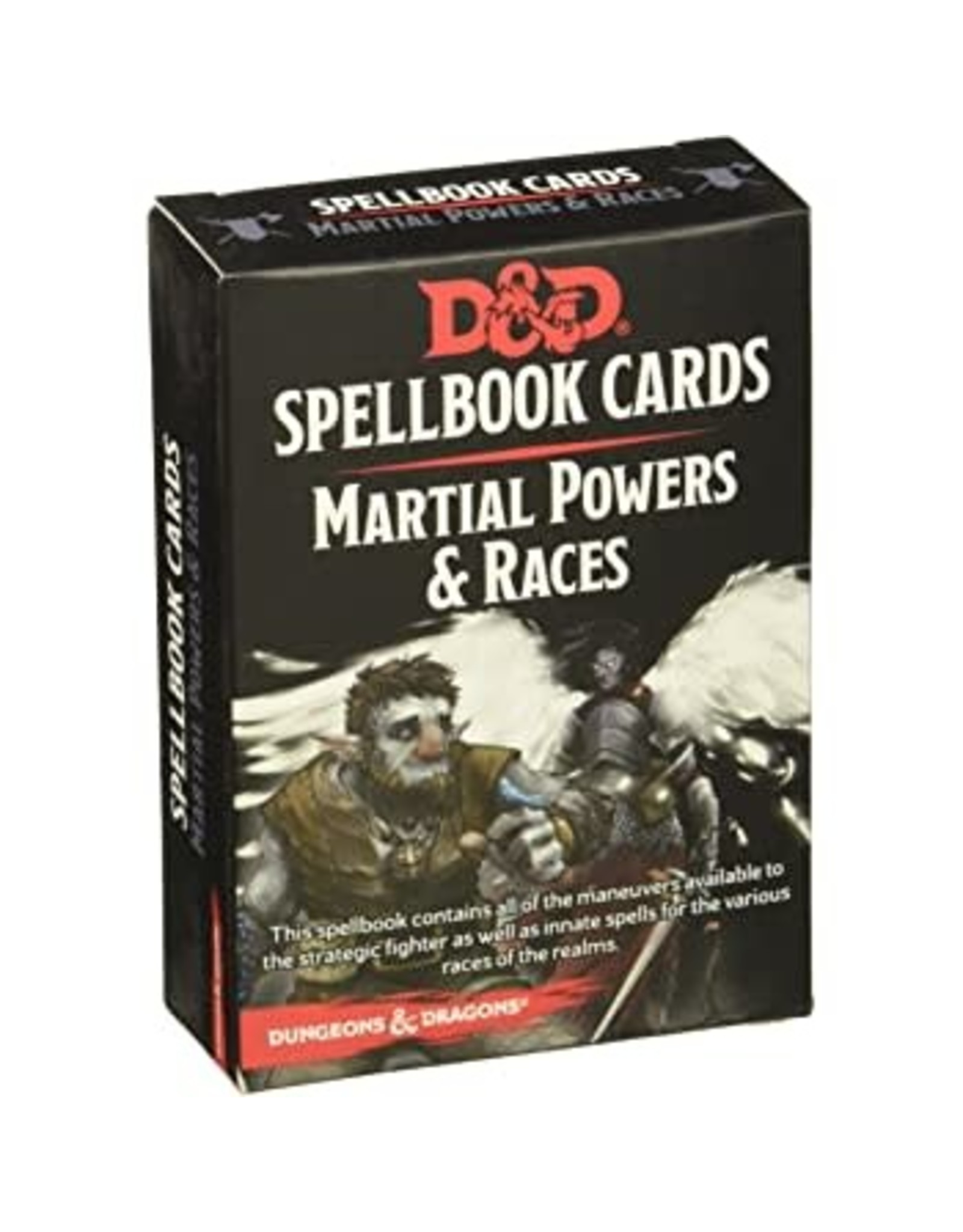 Dungeons and Dragons: Spellbook Cards