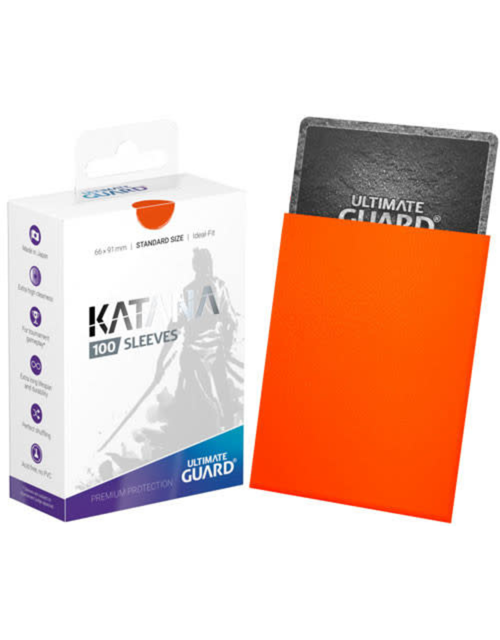 Ultimate Guard: Katana Card Sleeves