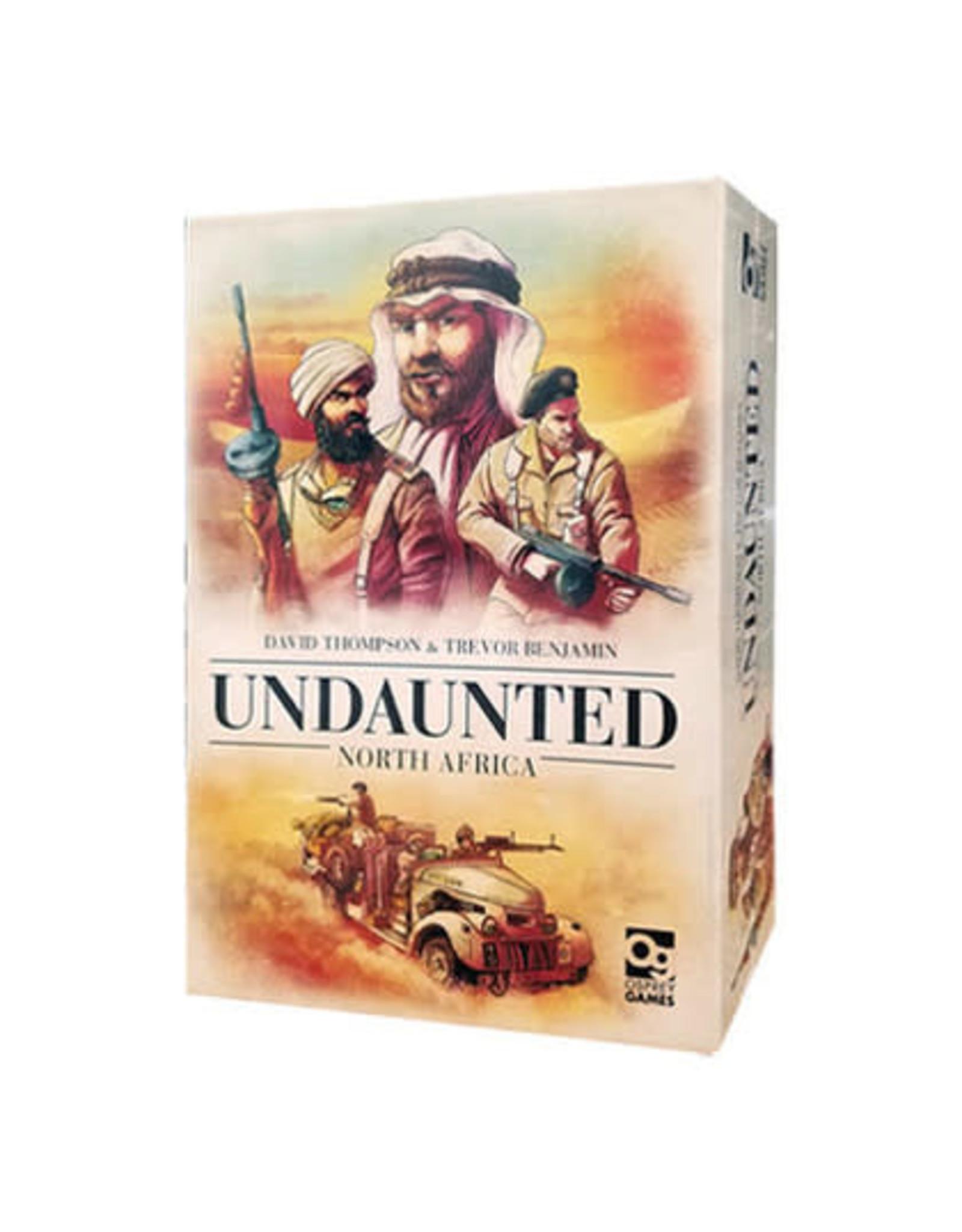 Undaunted: North Africa