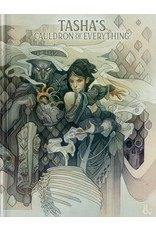 (Pre-Order) Dungeons and Dragons RPG: Tasha`s Cauldron of Everything Alternate Cover (LE)