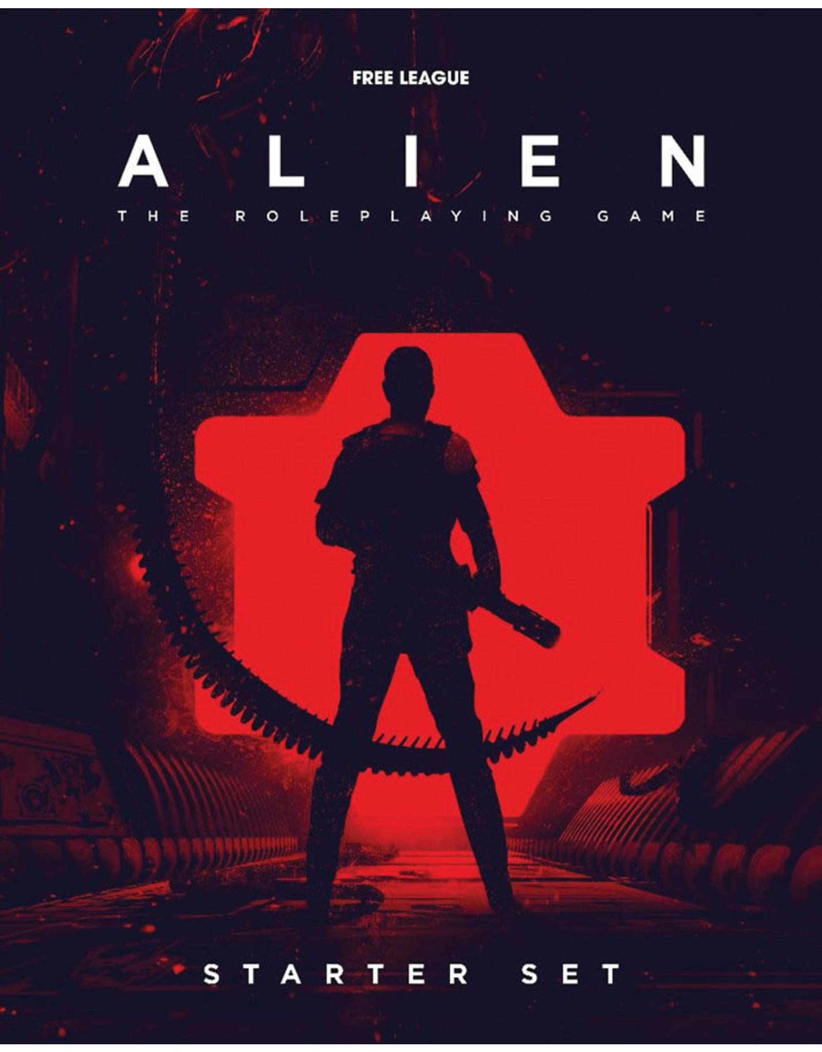 (Pre-Order) Alien RPG: Starter Set