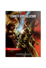 D&D 5th Edition: Tomb of Annihilation