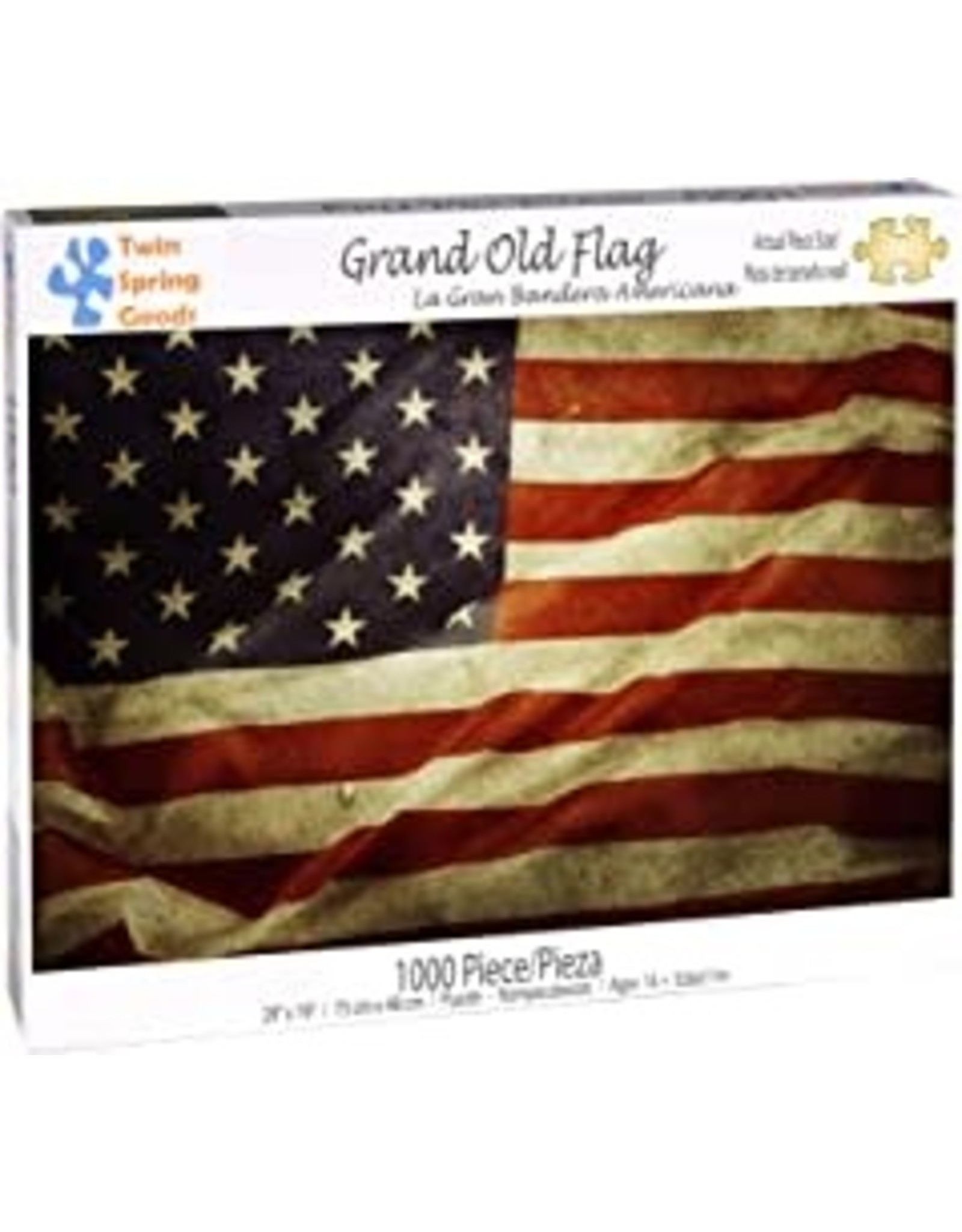 Grand Old Flag 1000 pc