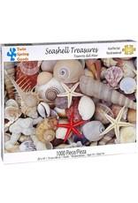 Seashell Treasures 1000 pc