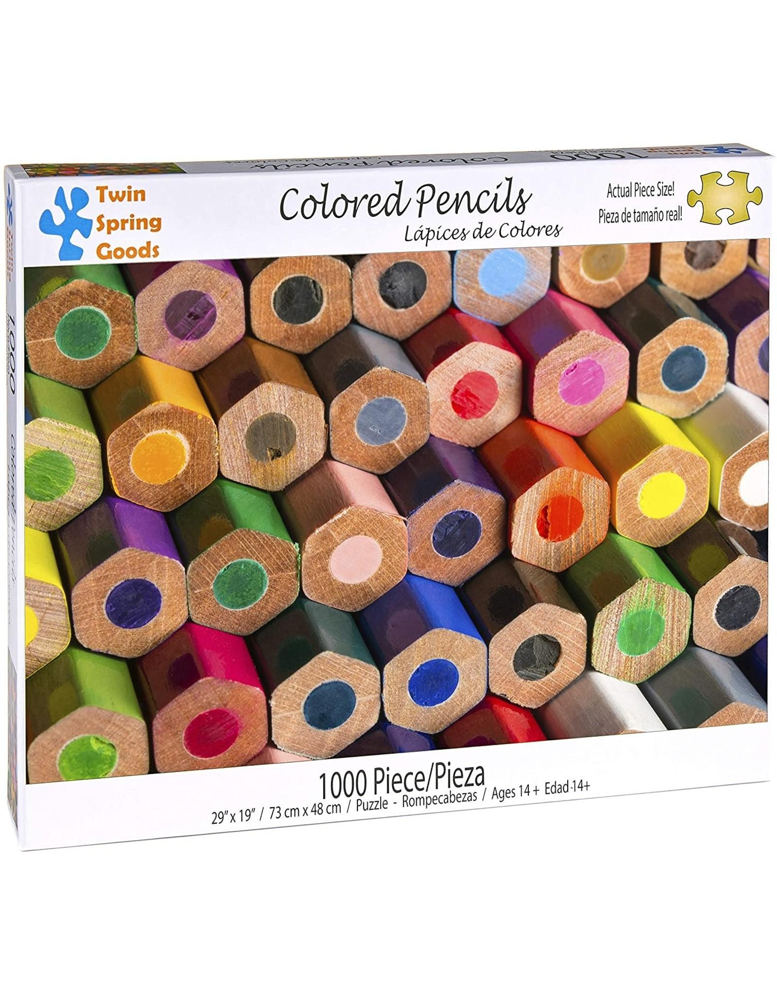 Colored Pencils 1000 pc