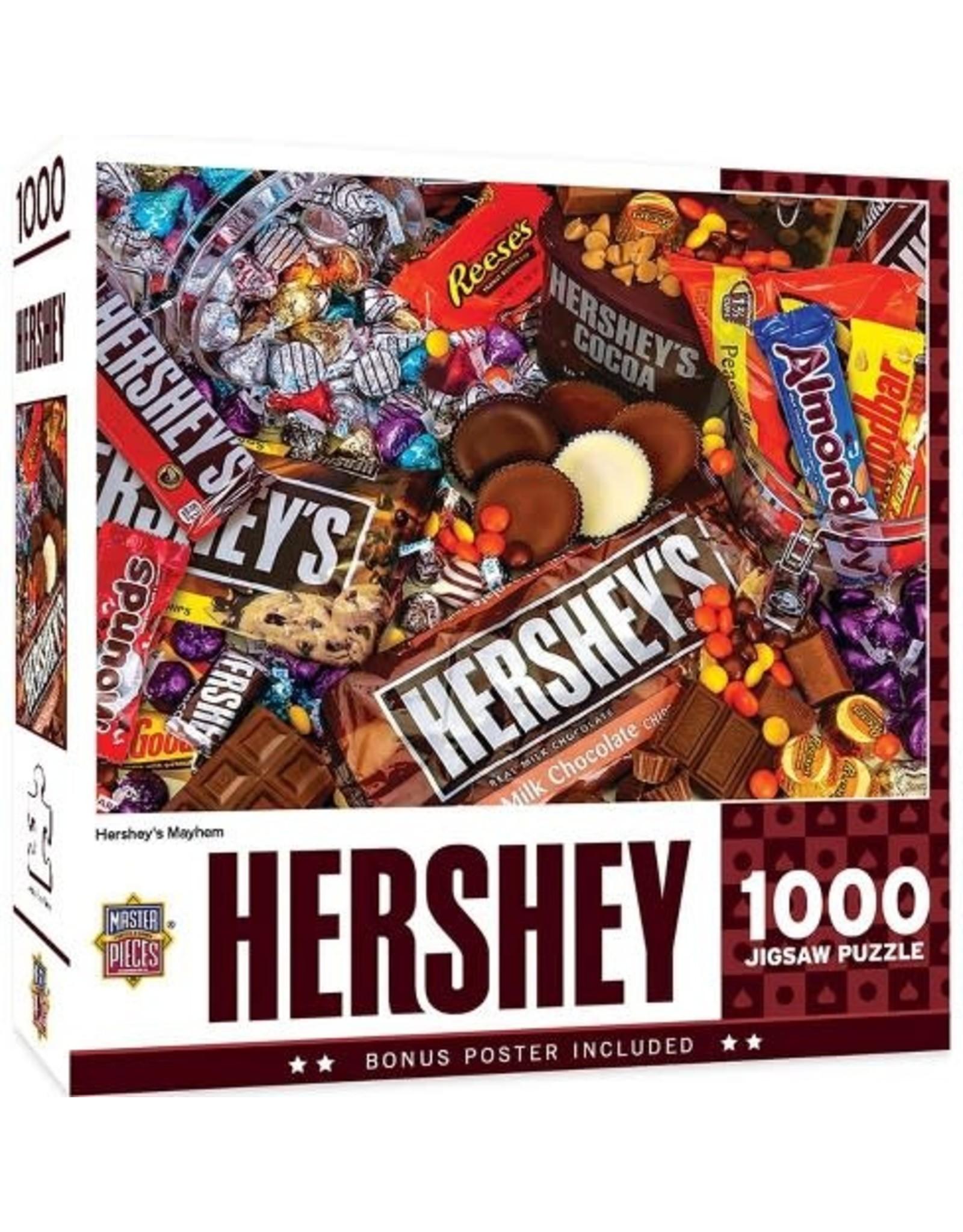 Herseys Mayhem 1000 pc