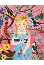 The Girl Who Reads to Birds 500 pc