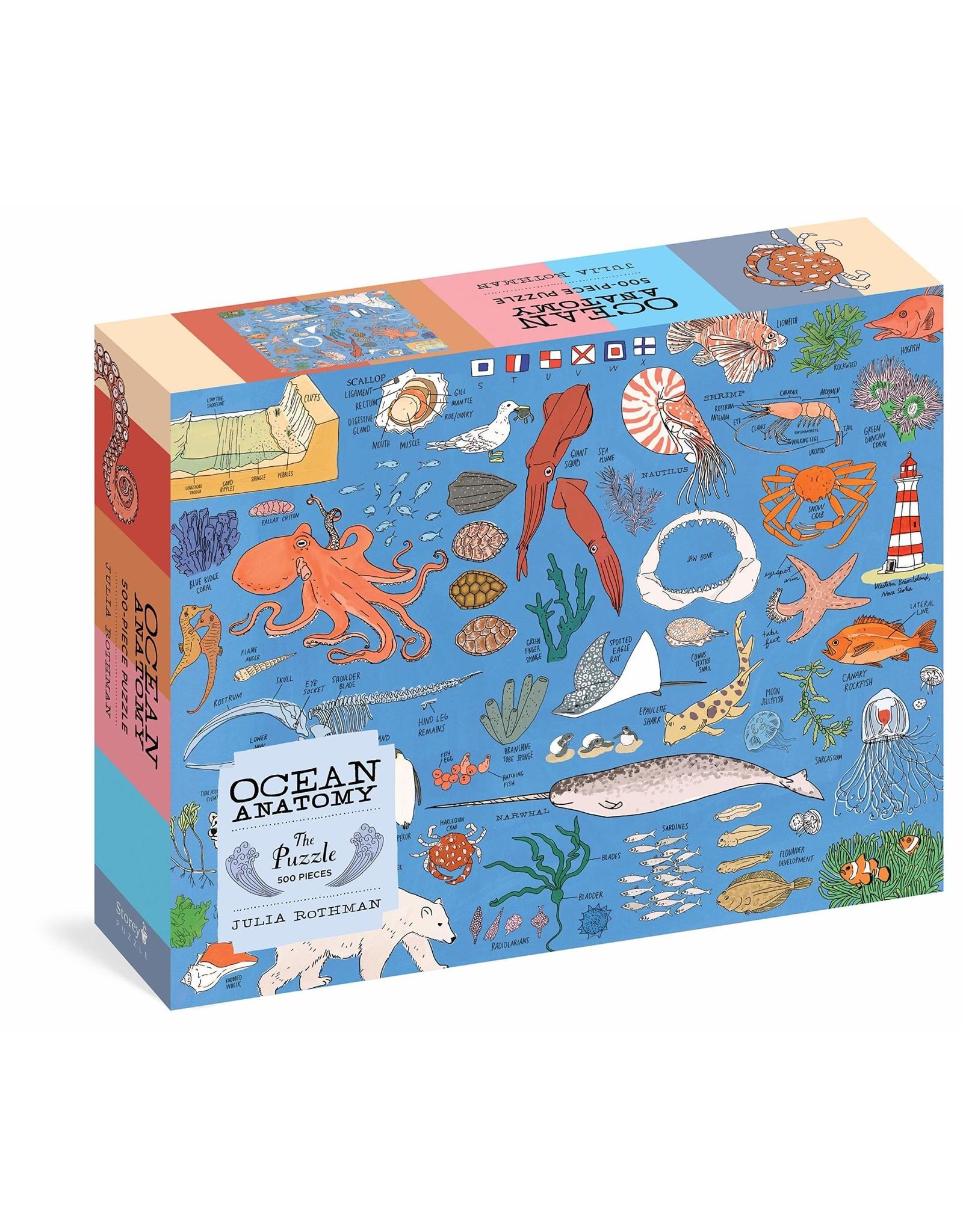 Ocean Anatomy 500 pc