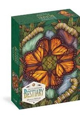 The Illustrated Bestiary: The Monarch Butterfly 750 p