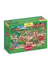 My Big Wimmelpuzzle: Dinosaurs 48 pc