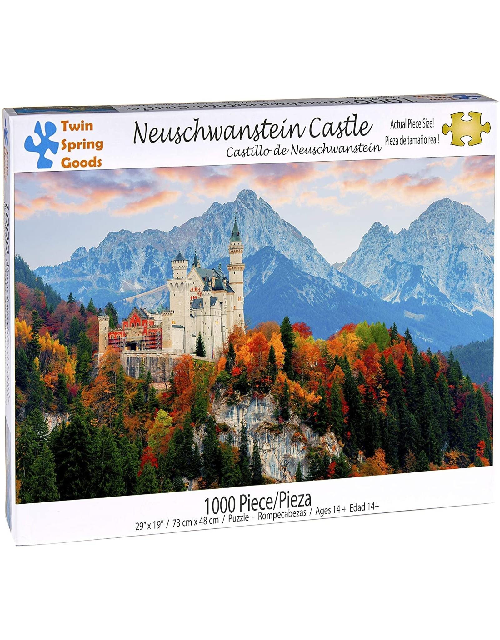Neuschwanstein Castle 1000 pc