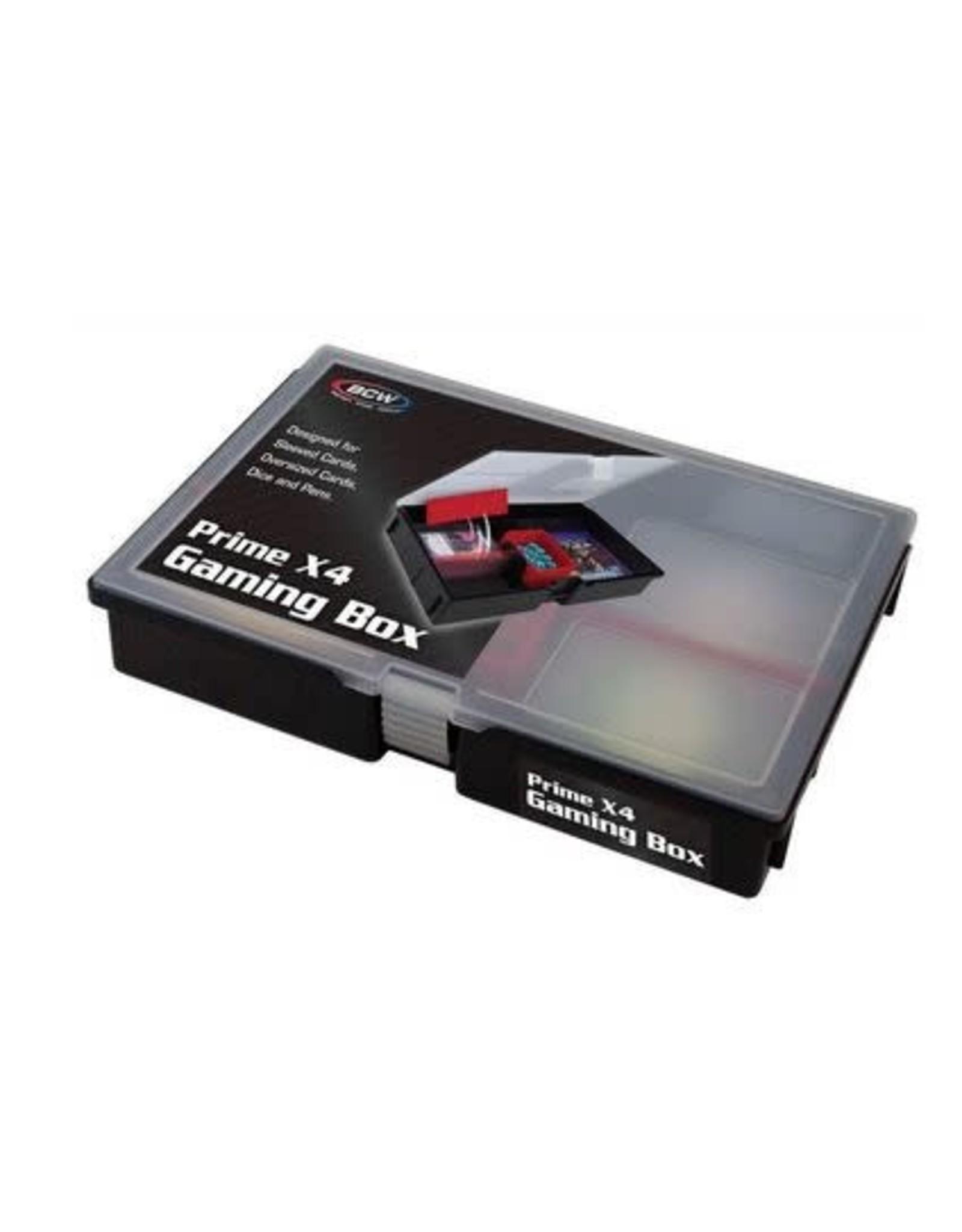 BCW: Prime x4 Gaming Box
