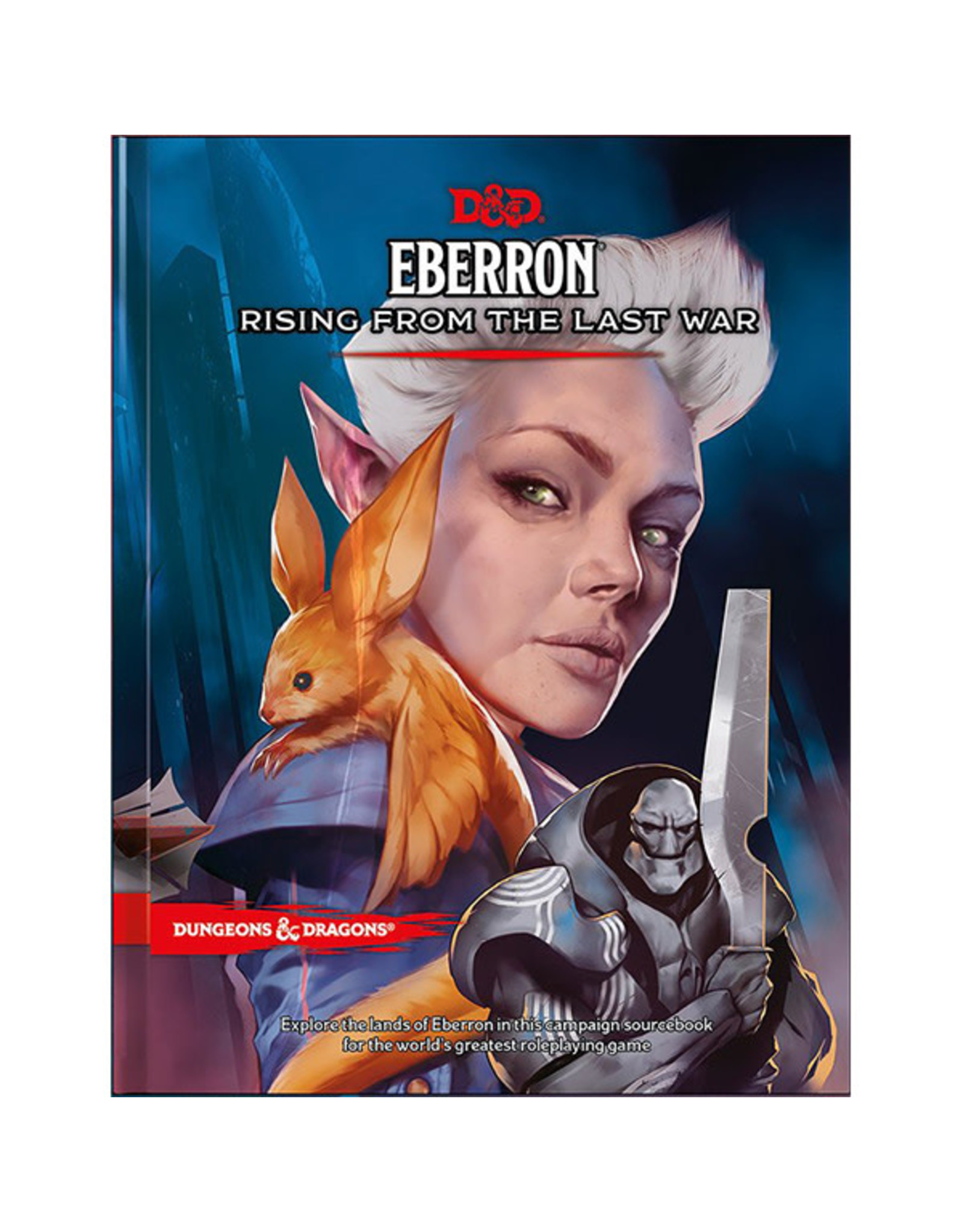 Dungeons and Dragons: Eberron- Rising from the Last War