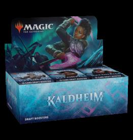 Magic the Gathering: Kaldheim Draft Booster Box