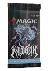 Magic the Gathering: Kaldheim Collector Pack
