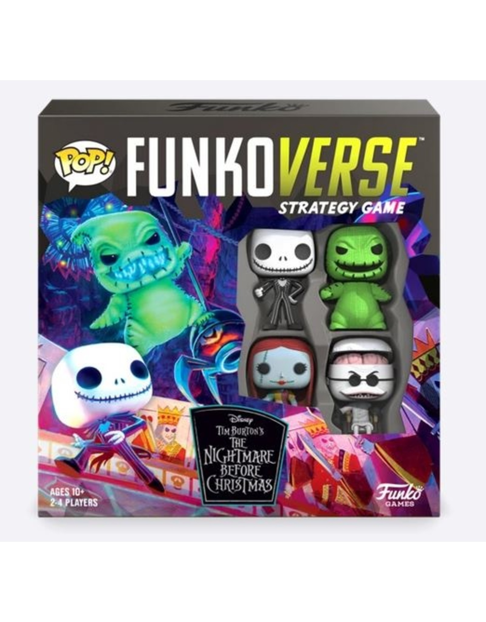 POP! Funkoverse: The Nightmare Before Christmas