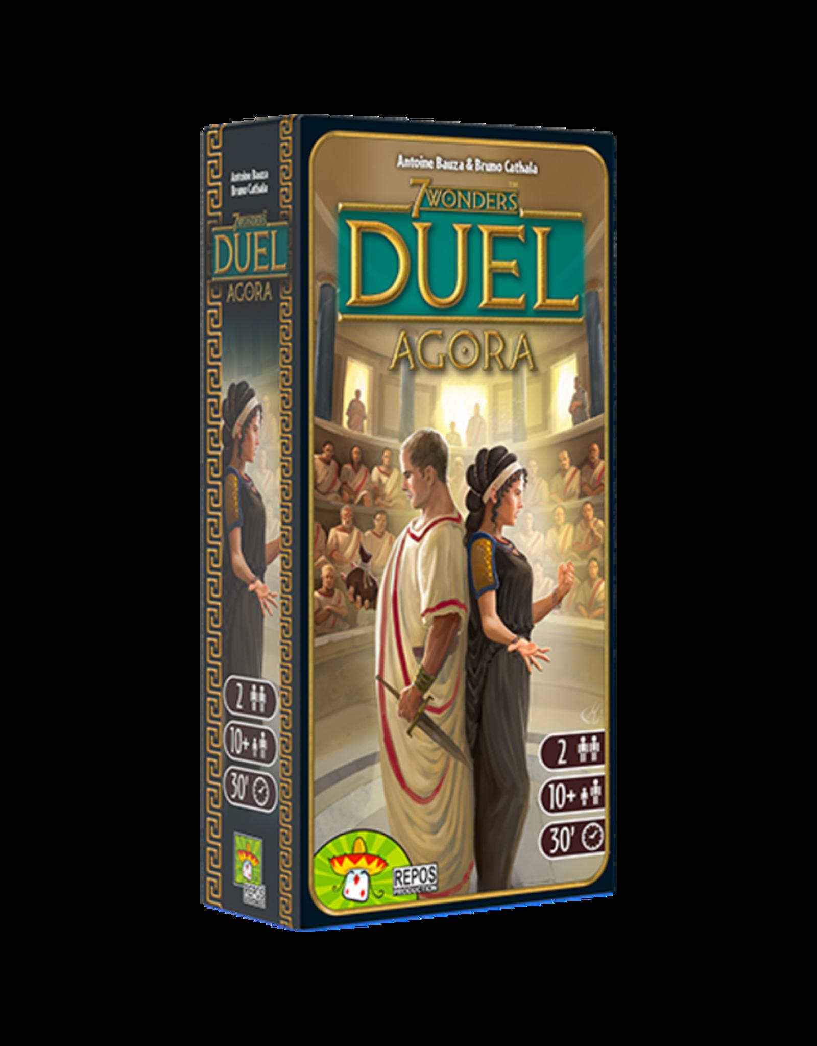 7 Wonders Duel: Agora Expansion