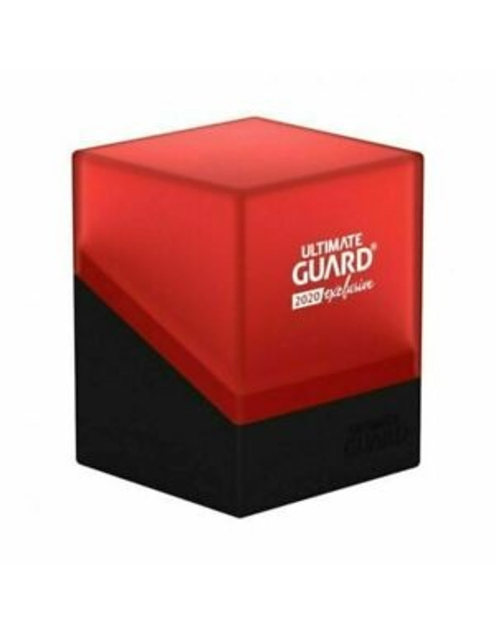 Ultimate Guard Boulder 2020 Exclusive 100 CT Red/Black