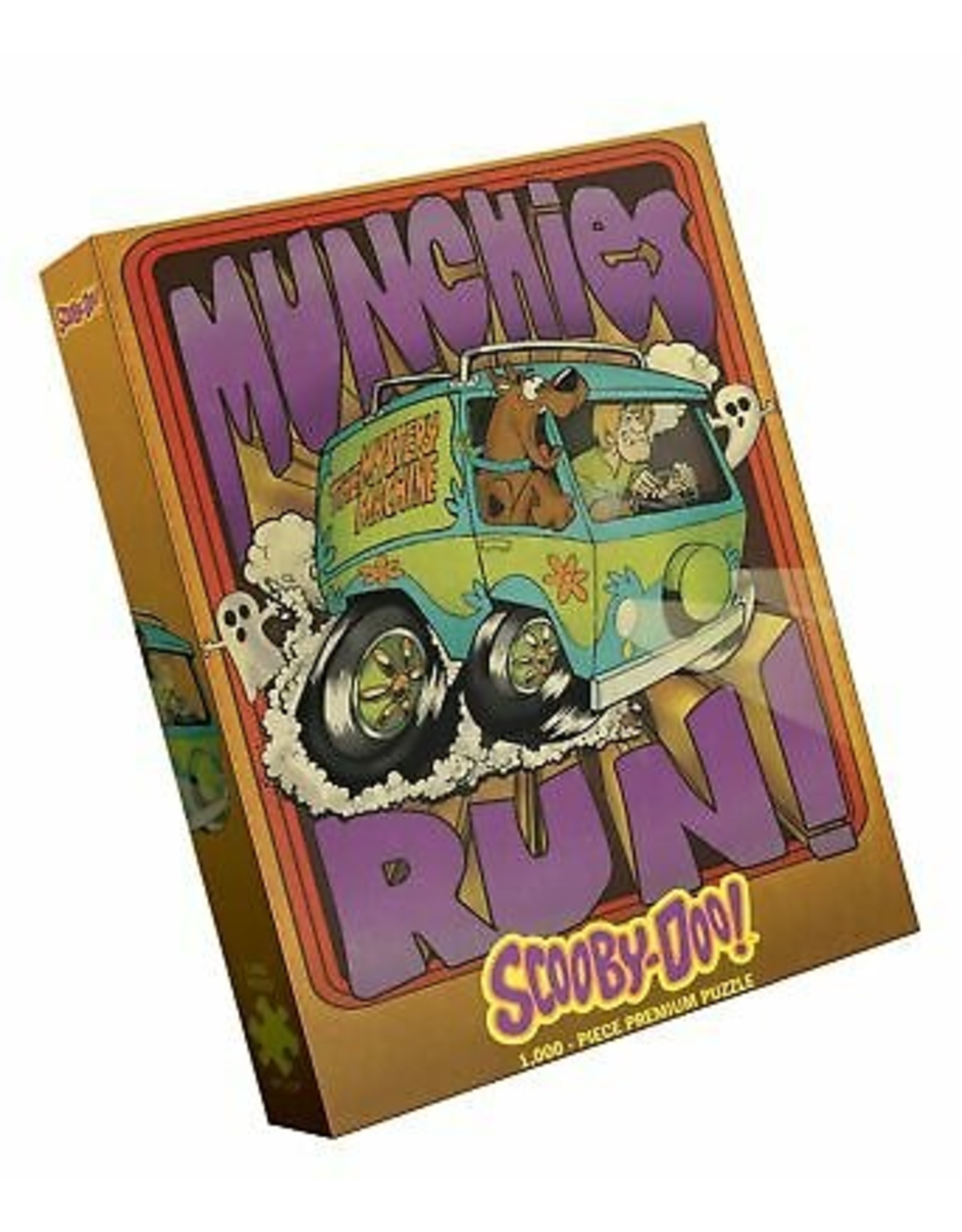 Puzzle: Scooby Doo Munchies Run