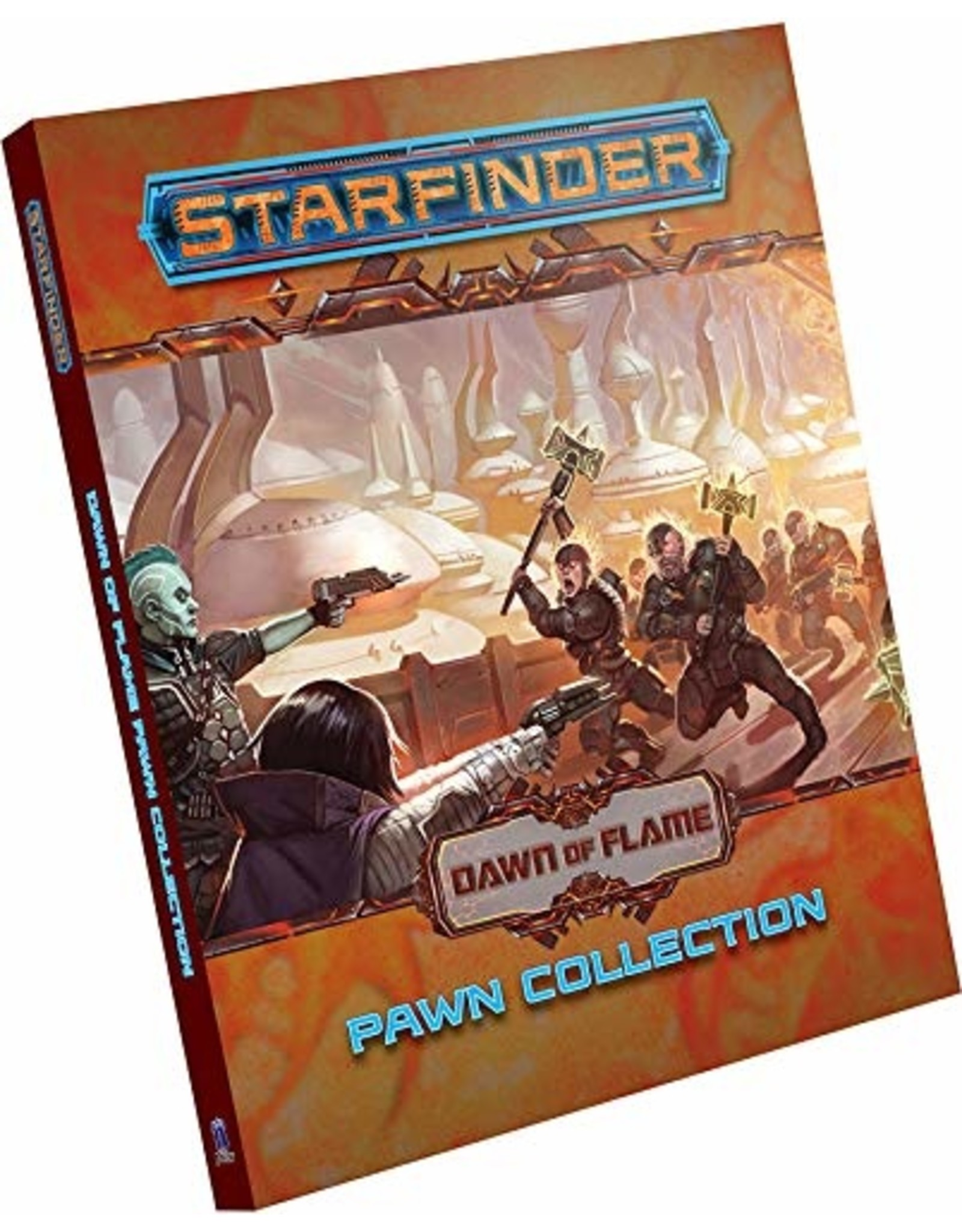 Starfinder: Pawns - Dawn of Flame