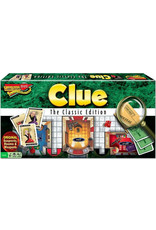 Clue Clue Classic Edition