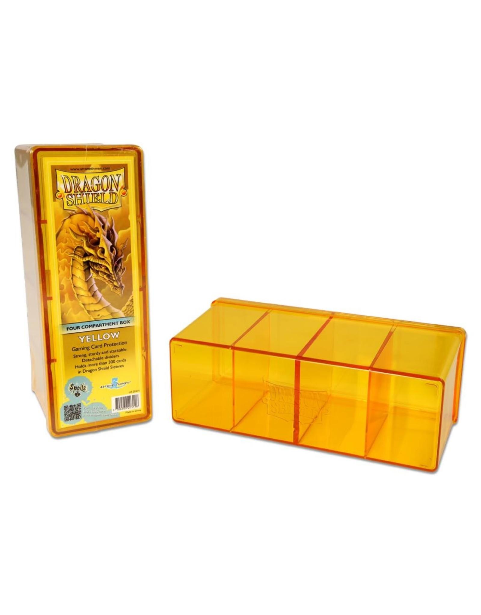 Dragon Shield: Storage Box 4 Compartments
