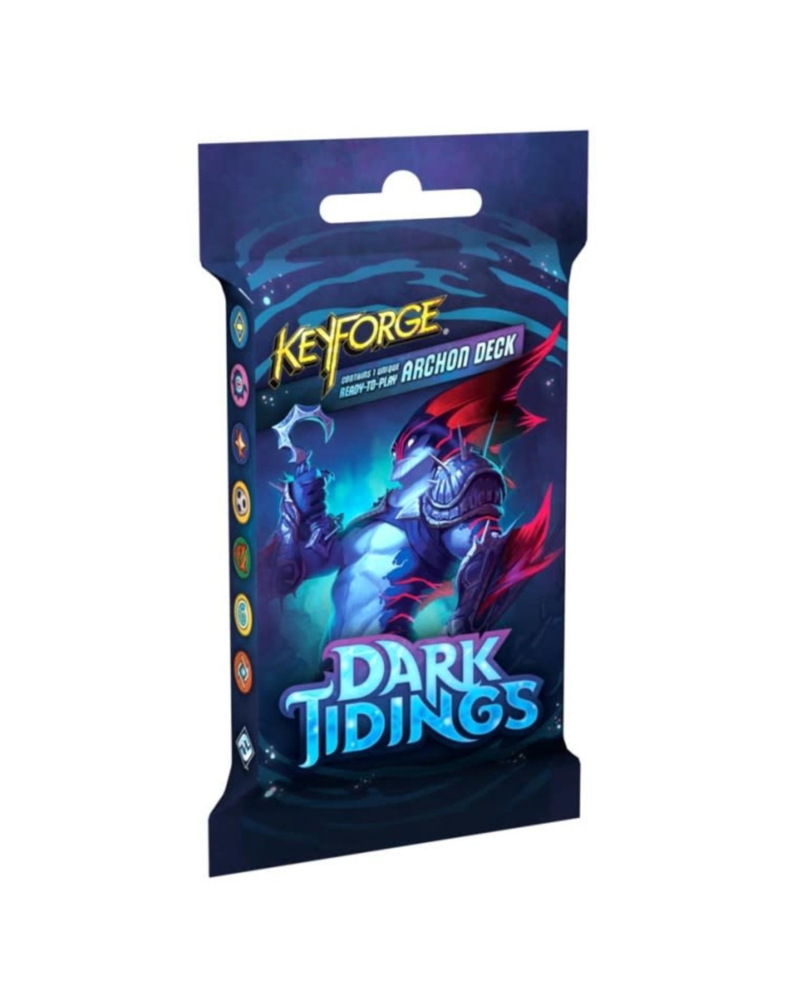 (Pre-Order) KeyForge: Dark Tidings: Archon Deck Display