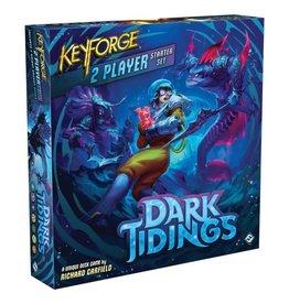 (Pre-Order) KeyForge: Dark Tidings: 2 Player Starter Pack
