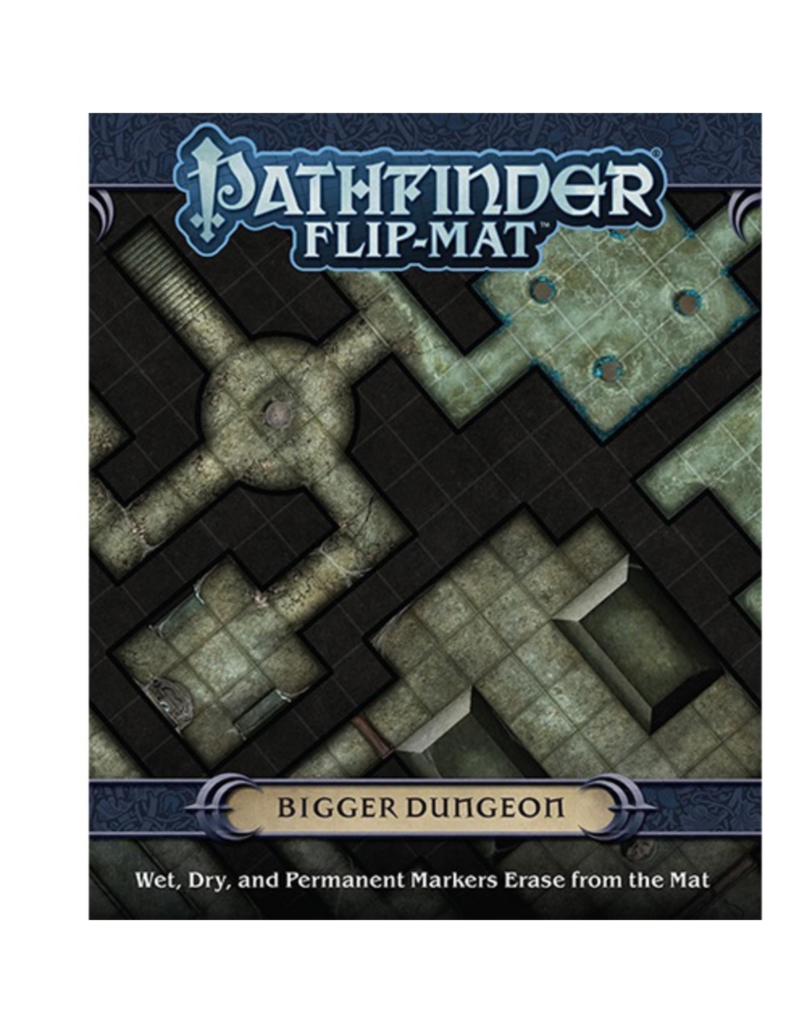 Pathfinder RPG: Flip-Mat - Bigger Dungeon