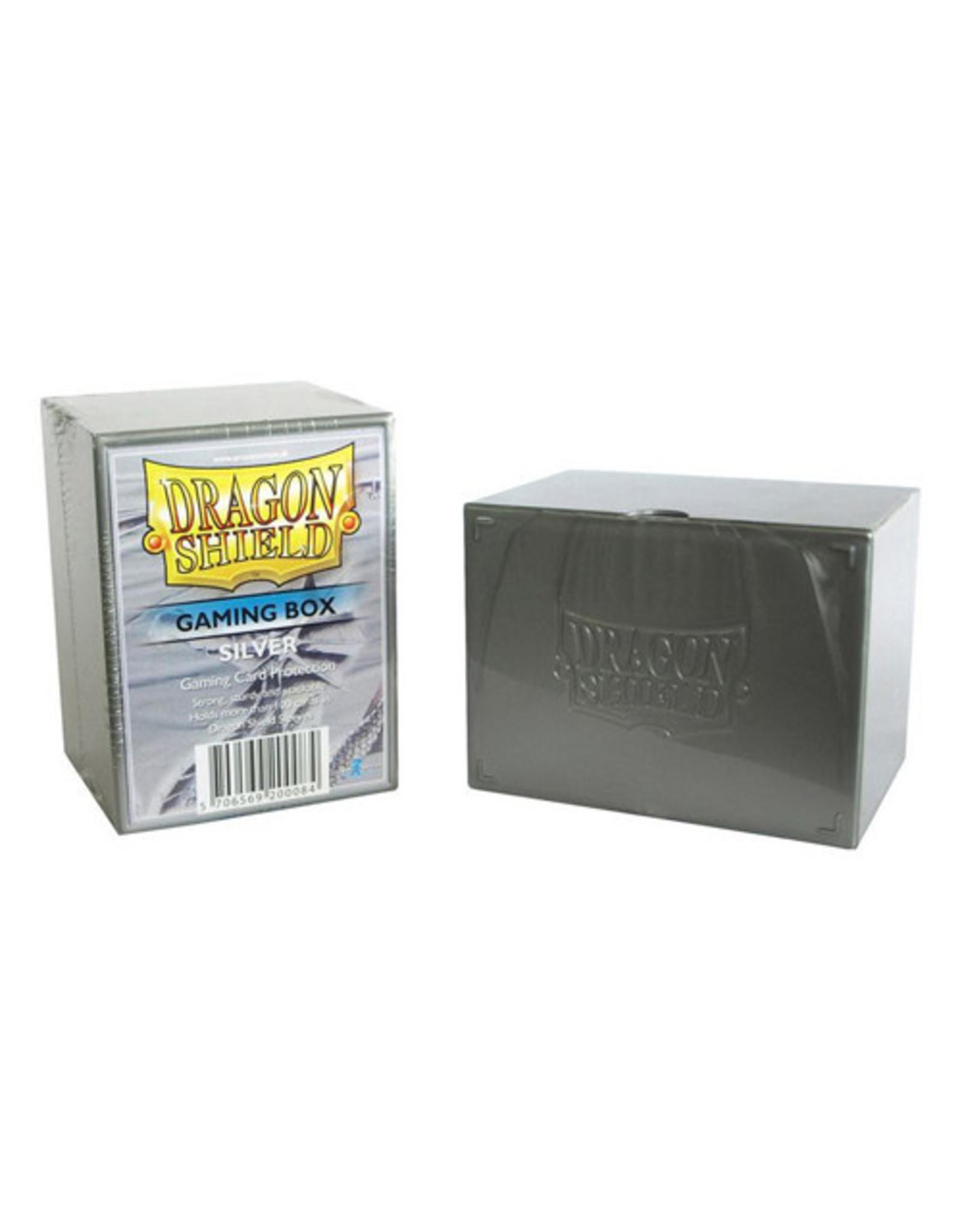 Dragon Shield: Gaming Box Silver
