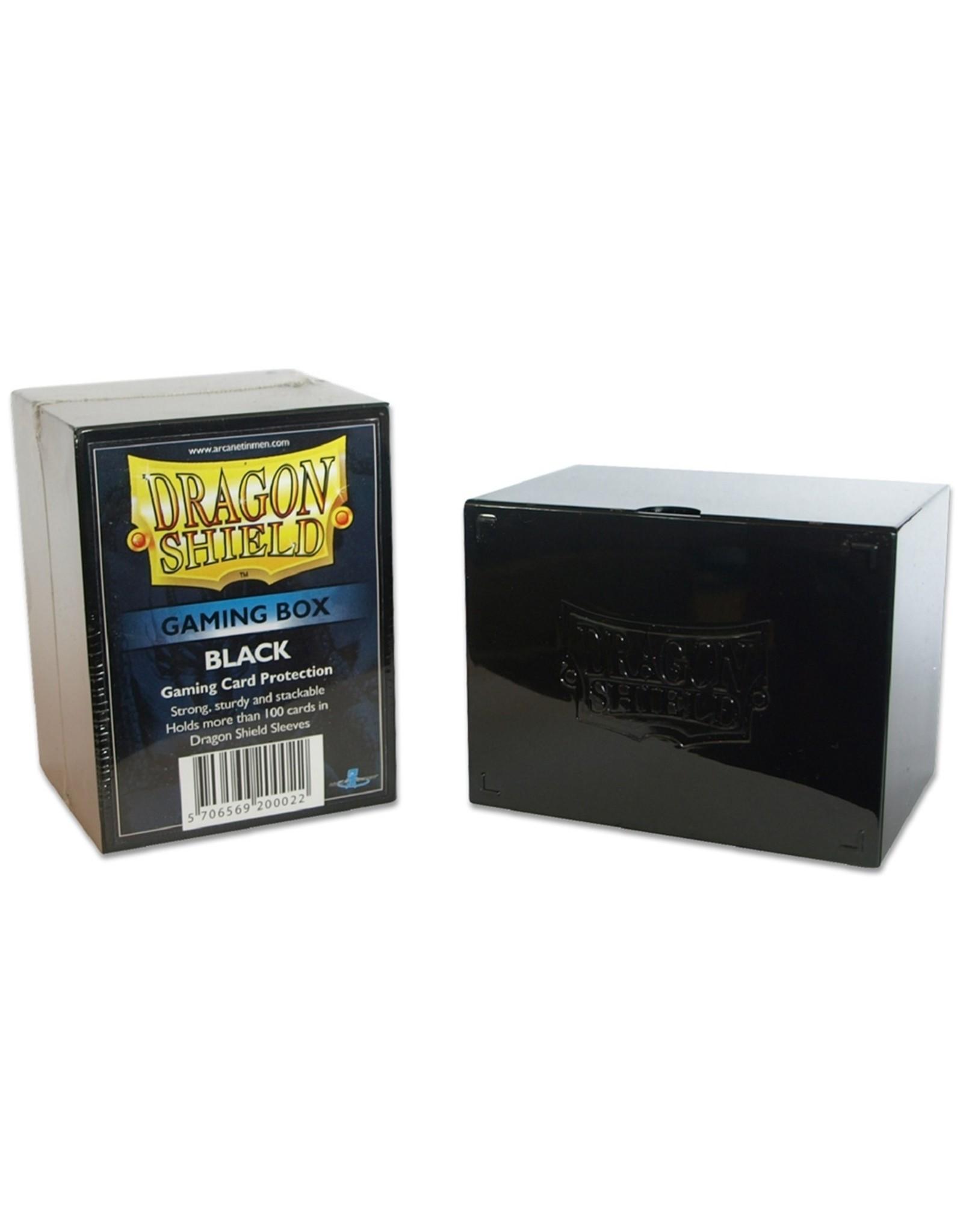 Dragon Shield: Gaming Box Black