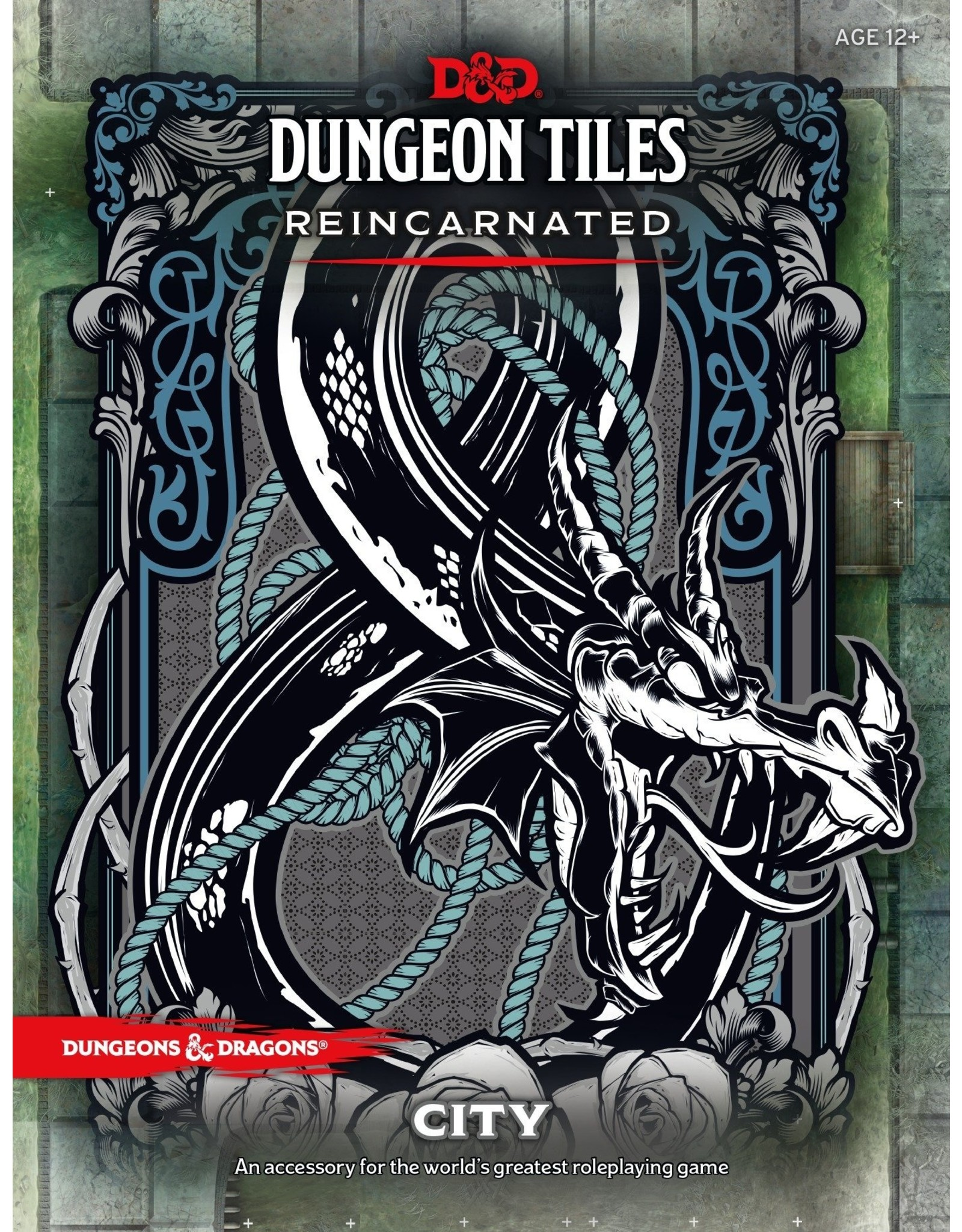 Dungeons and Dragons RPG: Dungeon Tiles Reincarnated - City
