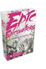 Epic Encounters - Hall of the Orc King