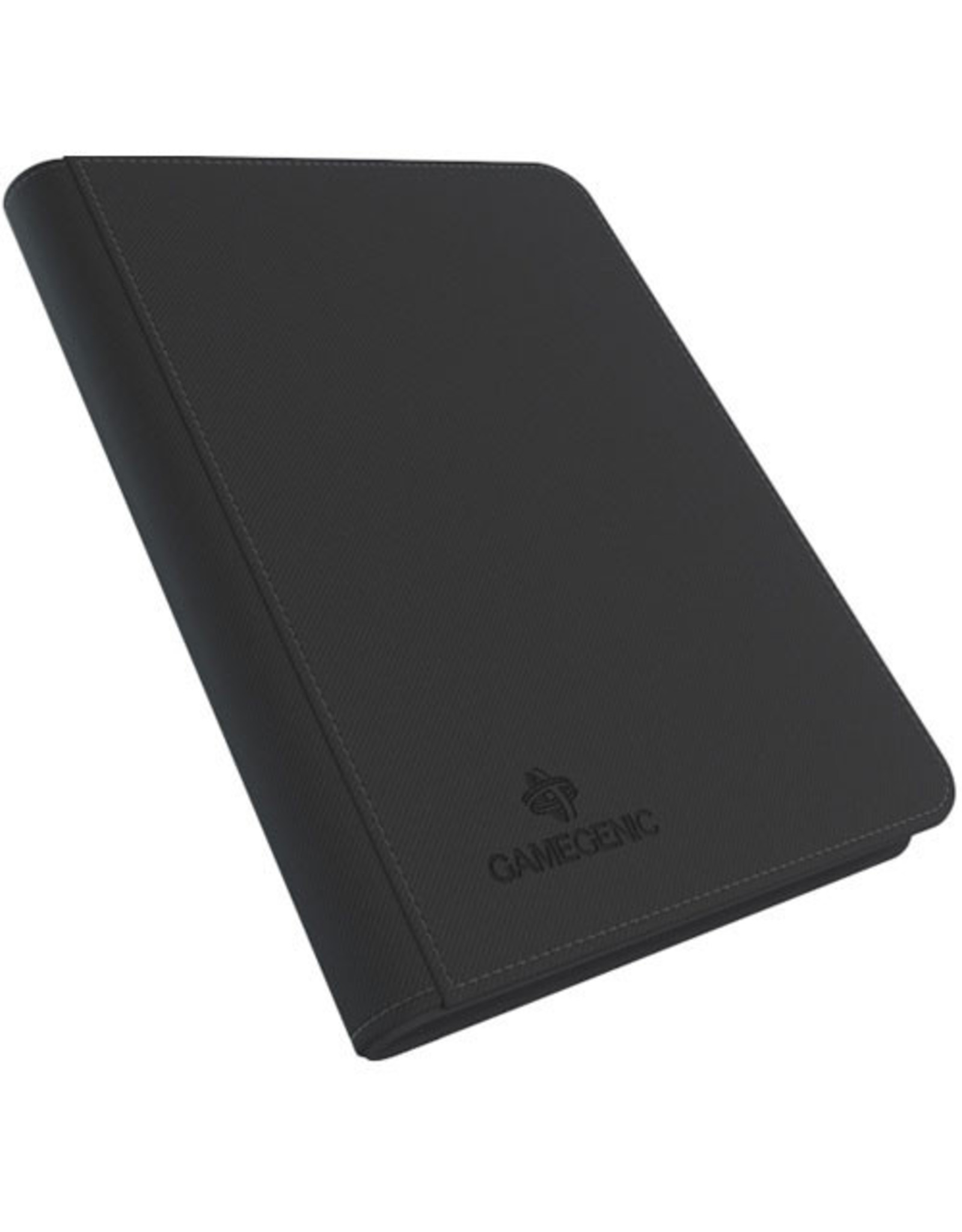 Gamegenic: Zip-Up Album 8-Pocket: Black