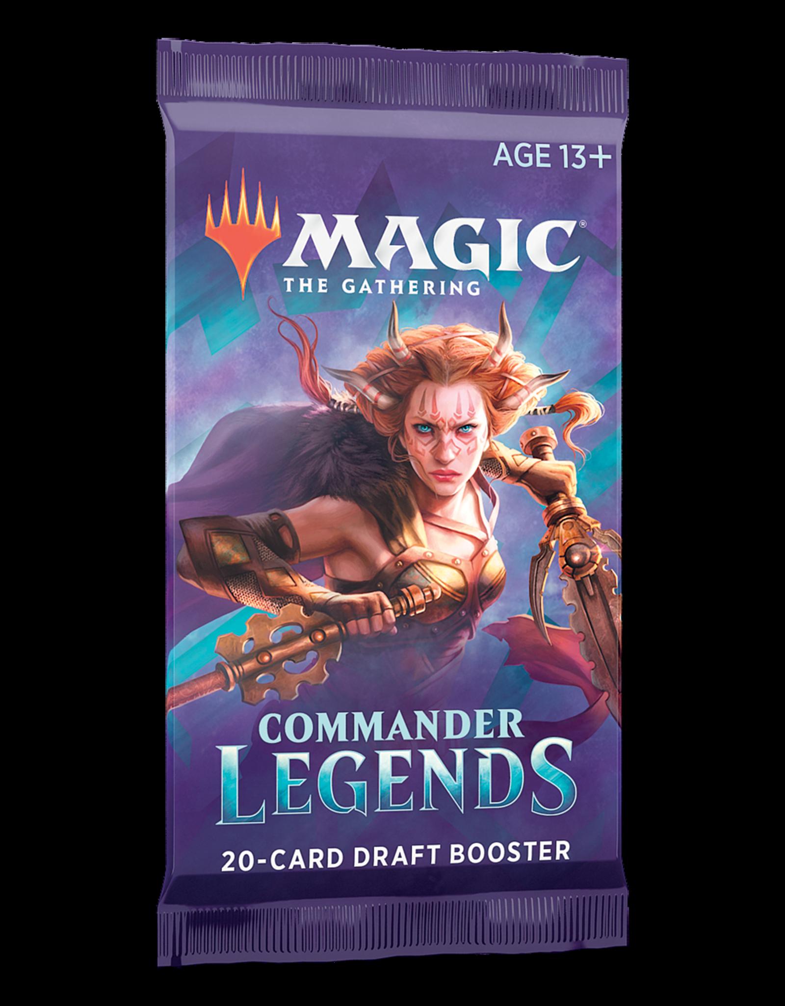 Commander Legends: Booster Pack
