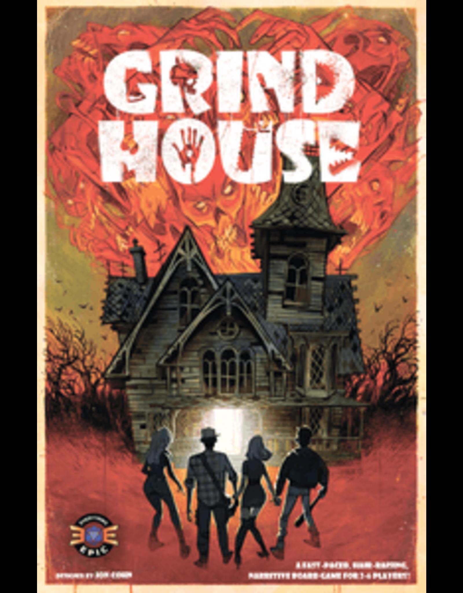 Grind House