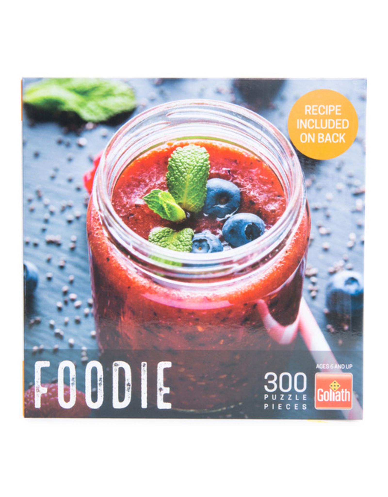 Puzzle: Foodie 300