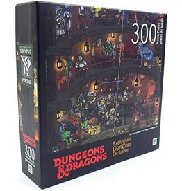 Puzzle: Dungeons & Dragons